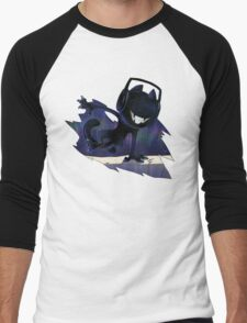 Jumping Cat. Men's Baseball ¾ T-Shirt