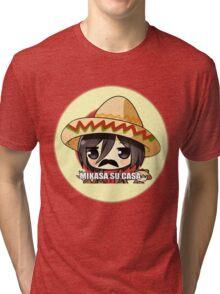 Mikasa Su Casa  Tri-blend T-Shirt