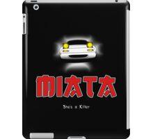 Miata... She's a killer iPad Case/Skin