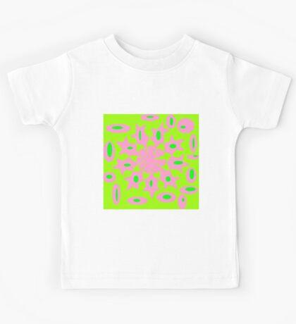 Abstract Kids Tee