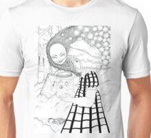 The girl of glass Unisex T-Shirt