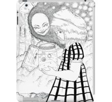 The girl of glass iPad Case/Skin