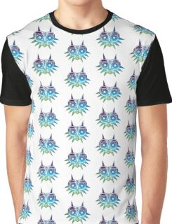 Galaxy Majora's Mask Graphic T-Shirt