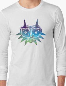 Galaxy Majora's Mask Long Sleeve T-Shirt