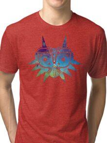 Galaxy Majora's Mask Tri-blend T-Shirt