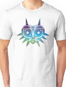 Galaxy Majora's Mask Unisex T-Shirt