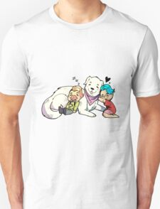 Markiplier, Wilford, and Chica The Puppy! T-Shirt