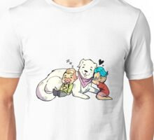 Markiplier, Wilford, and Chica The Puppy! Unisex T-Shirt