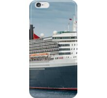 Queen Mary 2 iPhone Case/Skin