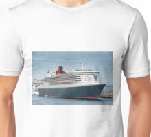 Queen Mary 2 Unisex T-Shirt