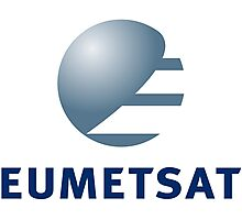 EUMETSAT Logo Photographic Print