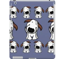 Bull Terrier Repeat iPad Case/Skin