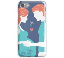Beautiful pregnant woman #16 iPhone Case/Skin