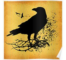Nevermore Raven Poster