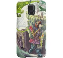 Living In A Swamp Samsung Galaxy Case/Skin