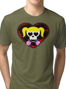 Lollipop Chainsaw Tri-blend T-Shirt