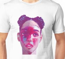 Fka Twigs LowPoly/ High Poly Collection Unisex T-Shirt