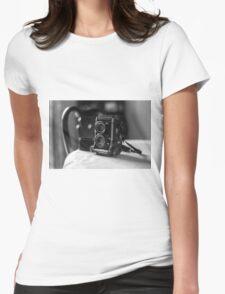 Mamiya C330 Womens Fitted T-Shirt