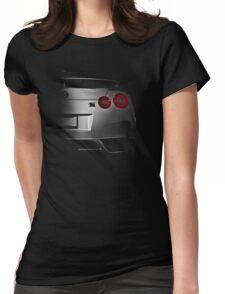 Nissan, Nissan GTR Womens Fitted T-Shirt