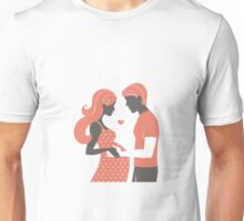 Beautiful pregnant woman #17 Unisex T-Shirt
