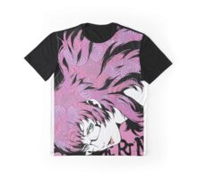 catherine kat pink heart Graphic T-Shirt