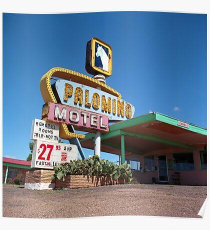 Palomino Motel Poster