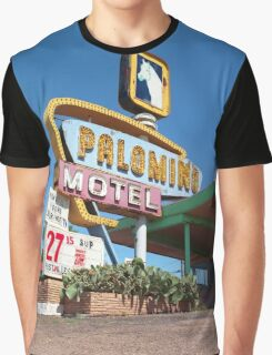 Palomino Motel Graphic T-Shirt