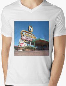 Palomino Motel Mens V-Neck T-Shirt