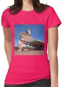 Palomino Motel Womens Fitted T-Shirt
