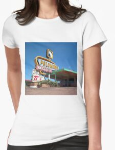 Palomino Motel Womens Fitted T-Shirt