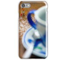 Otra vez todo perdido de azúcar... iPhone Case/Skin