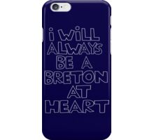 I'm a Breton iPhone Case/Skin