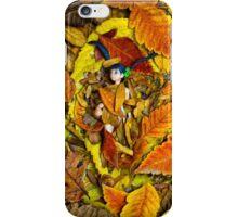 Autumn Anime  iPhone Case/Skin