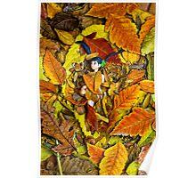 Autumn Anime  Poster