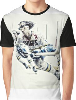 Old Time Hockey! Graphic T-Shirt