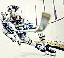Old Time Hockey! by Daniel Panea de la Poza