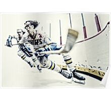 Old Time Hockey! Poster