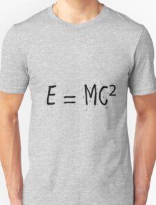 Einstein's most famous formula T-Shirt