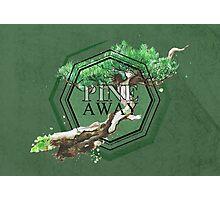 Pine Away Photographic Print