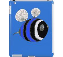 Baby bumble - dark blue iPad Case/Skin
