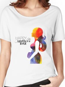 Beautiful pregnant woman #21 Women's Relaxed Fit T-Shirt