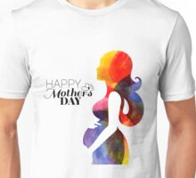 Beautiful pregnant woman #21 Unisex T-Shirt