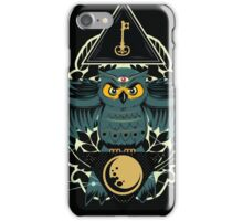 Owl Key iPhone Case/Skin