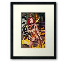 Tina Vonnekro Framed Print