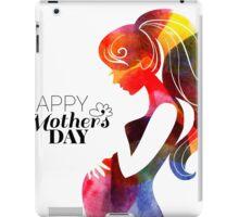 Beautiful pregnant woman #22 iPad Case/Skin