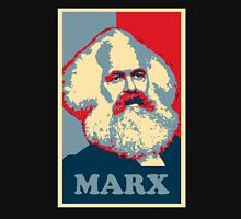 Karl Marx, obama poster Unisex T-Shirt