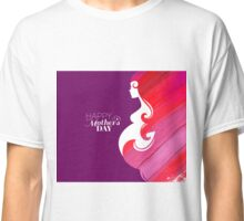 Beautiful pregnant woman #23 Classic T-Shirt