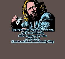The Big lebowski and the philosophy 2 Unisex T-Shirt