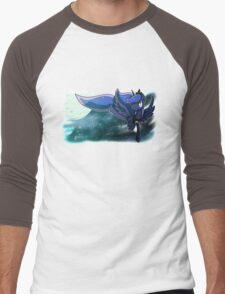 Luna's Flight Men's Baseball ¾ T-Shirt