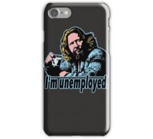 Big Lebowski 16 iPhone Case/Skin